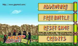 Download Naruto Shippuden: Akatsuki Return v1.0 Apk Android