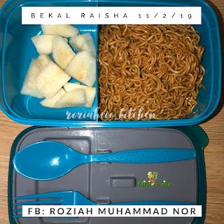Bekal Makanan Anak Sekolah