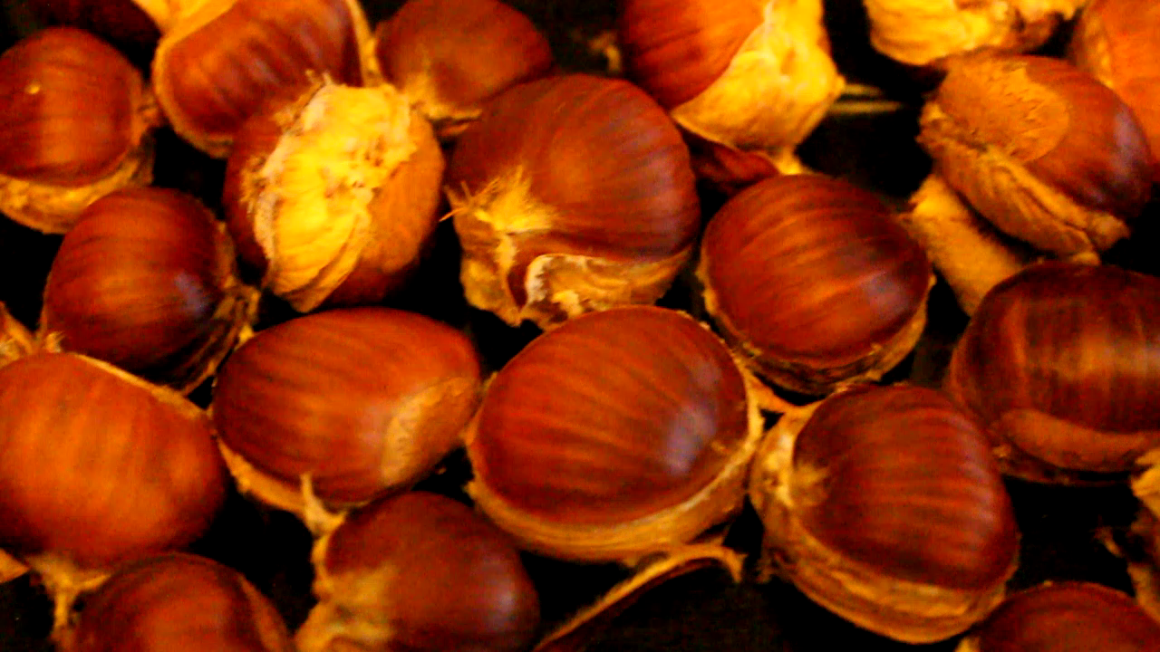 chestnuts cooked