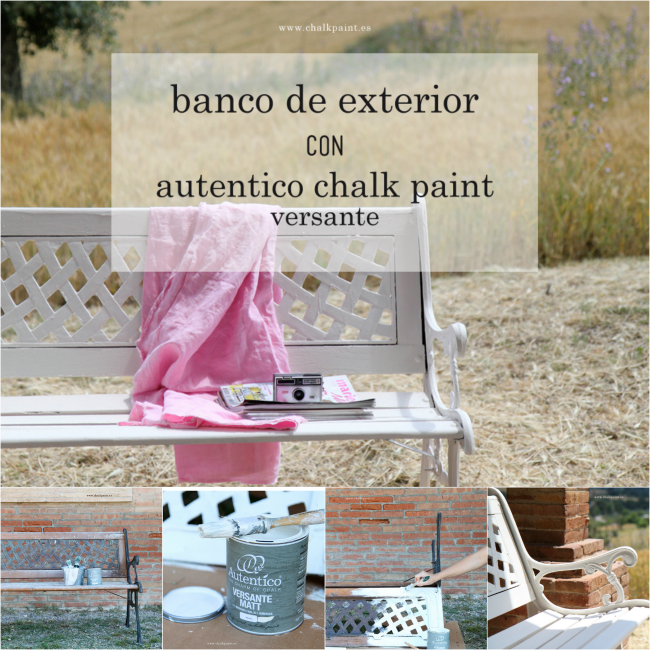 banco chalk paint