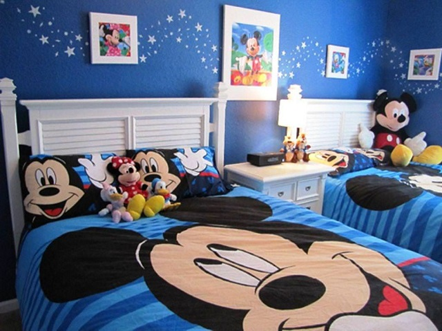 Habitaciones De Mickey Mouse Diy mickey mouse nursery for the