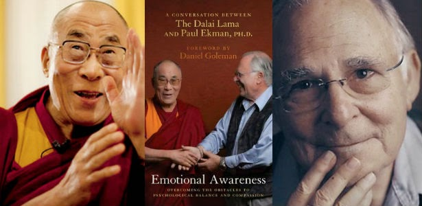 Conversation between: The Dalia Lama and Paul Ekman PH.D. Daniel Goleman offers a foreword, Emotional Awareness