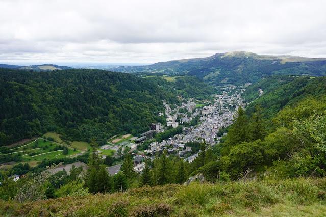 Mont Dore Masivul Central Francez