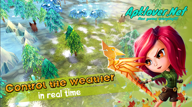 Chibi Survivor Weather Lord MOD APK