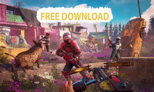 Download Far Cry New Dawn Incl All DLCs PC Game Full Version Free