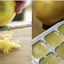 Freezed Lemons: Use To Fight Off Diabetes, Kidney Disease, Asthma, Depression, Cyst and Many More