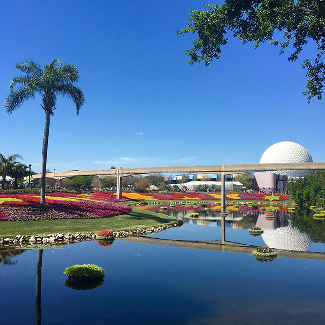Epcot - Walt Disney World Resort -Orlando - Florida - Travel Blog