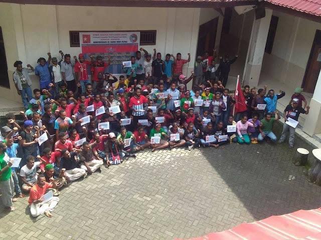 Laporan KNPB Setanah Papua dan Konsulat Indonesia Dalam Memperingati HUT PAPUA