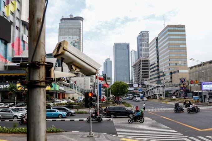 2019 Polda Metro Jaya Akan Pasang 81 Kamera CCTV di DKI Jakart