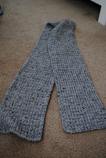 The Underground Hooker Thermal Tweed Scarf