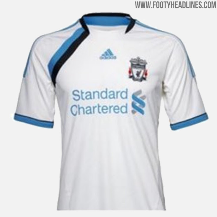 buy online 5951c fa72b Which Is The Best / Worst? Here All 27 Liverpool Away ...