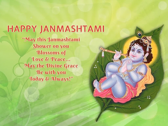 Best janamshtami wishes shayari quotes image picture photos wallpaper download