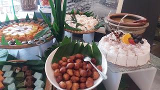 Buffet Ramadhan Selera Desa Nostalgia 60'an Saffron Brasserie, AnCasa Hotel & Spa, Kuala Lumpur