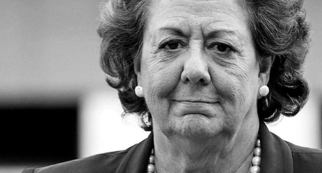 Fallece la exalcaldesa de Valencia Rita Barberá a los 68 años.
