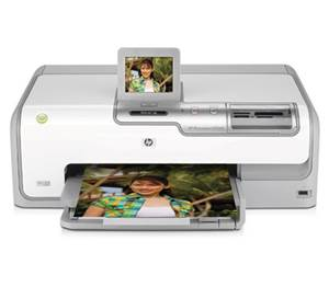 HP Photosmart D7355