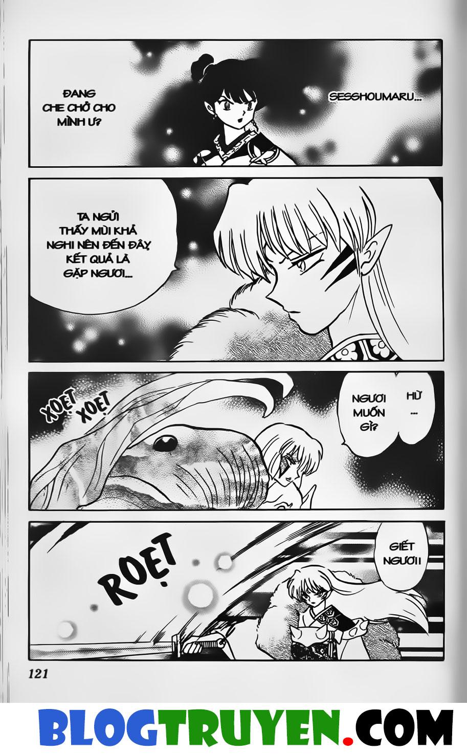 Inuyasha vol 37.7 trang 8