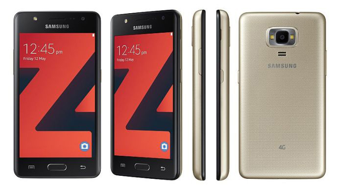 Samsung Z4 Specification
