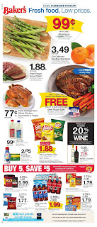⭐ Bakers Ad 3/20/19 ✅ Bakers Weekly Ad March 20 2019