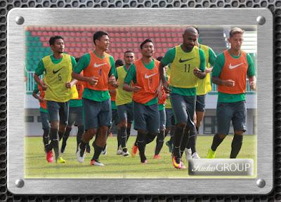 Runner-up di Piala AFF 2016, Timnas Dikirim ke SEA Games 2017