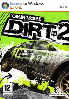 889 Colin McRae DiRT 2 PC Game