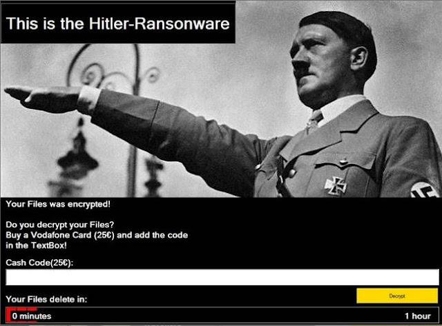 Hitler (Ransomware)