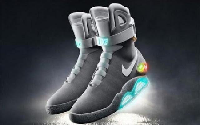 حذاء ذكي