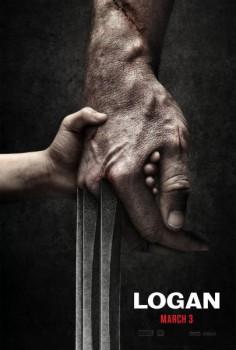 Capa do Filme Logan