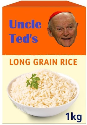 Uncle Ted's rice