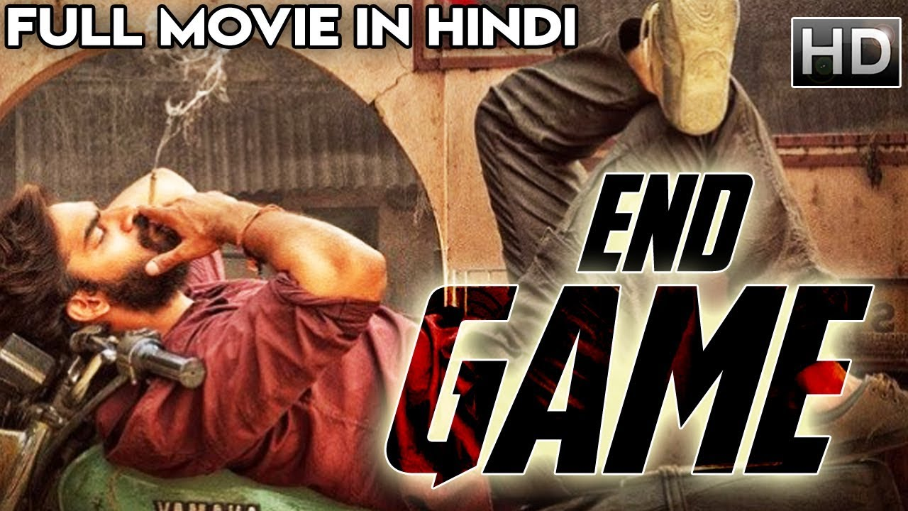 End Game (2019) Hindi Dubbed 720p HDRip 1.2GB