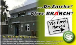 Olive Branch fertility unit is now in its new building on Admiralty Way, Lekki Phase 1, Lagos
