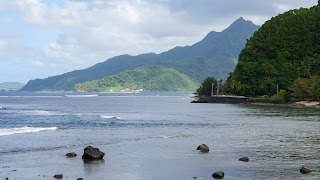 Photo from east of American-Samoa