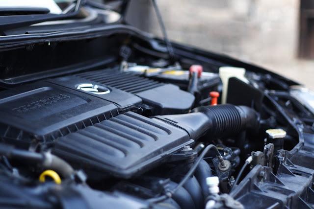 упрощение процедуры замены двигателя