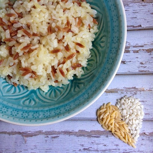 Pilav ~ türkischer Reis