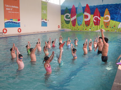 Gia sư Biên Hòa dạy bơi lội và các môn năng khiếu