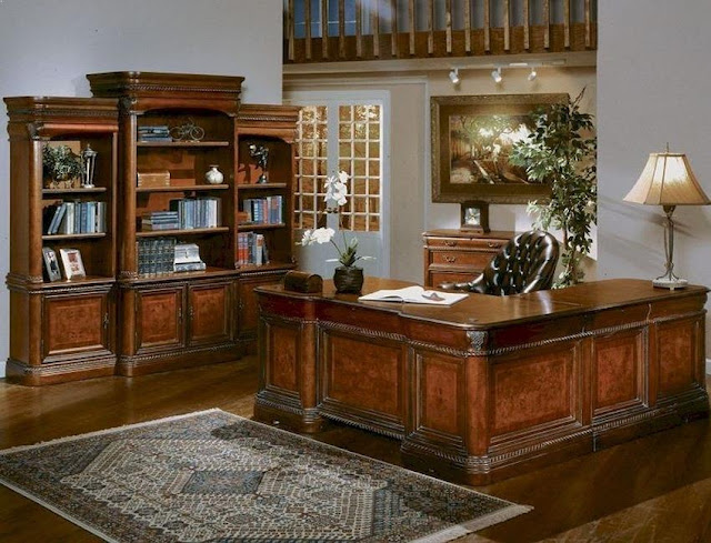 best custom home office furniture built in design ideas