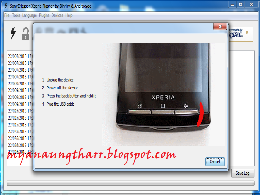 Sony Ericsson Xperia Mt11i Flash Tool Download - busterslost