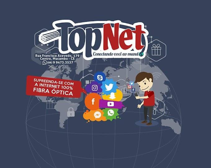 INFORME PUBLICITÁRIO - TOPNET
