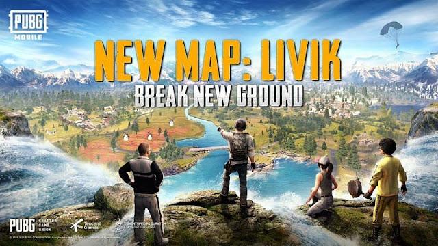 PUBG Mobile: Yeni harita Livik APK indir!