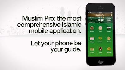 Muslim Pro Apps, Aplikasi favorit di Ramadhan 2019