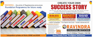 RAVINDRA EDUCATIONAL INSTITUTIONS KURNOOL