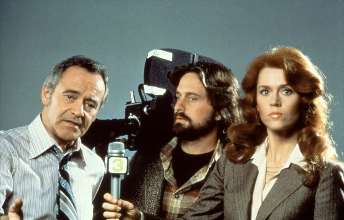 The China Syndrome Jack Lemmon Michael Douglas Jane Fonda