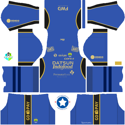 download kit dls 2018 persib