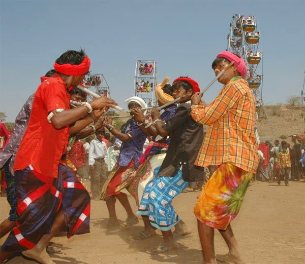 bhagoria festival