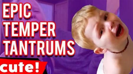 Epic Temper Tantrums | Funniest Kids Compilation