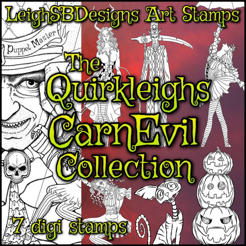 The Quirkleighs CarnEvil Collection