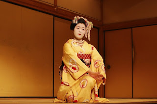 Geishas of Japan