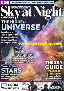 BBC Sky at Night February 2017