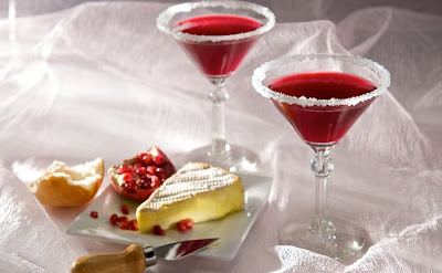 pomegranate cocktail recipes