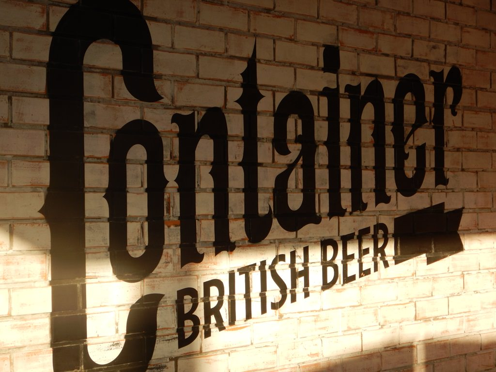 Cervejaria Container British Beer