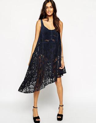 vestidos cortos de noche para señoras